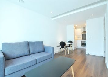 Thumbnail 1 bed flat for sale in Duckman Tower, London