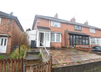 Thumbnail 3 bed terraced house for sale in Wash Lane, South Yardley, Birmingham