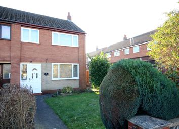 Thumbnail 3 bed end terrace house for sale in Moss Lane, Lostock Hall, Preston