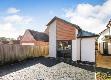 Thumbnail 2 bedroom detached bungalow for sale in Meadow Croft Gardens, Hucknall, Nottingham