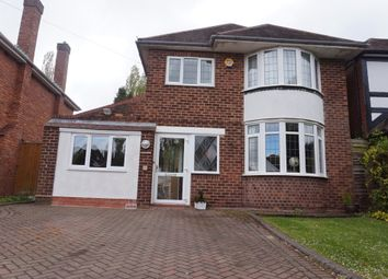 Thumbnail 3 bedroom detached house for sale in Brookhouse Road, Walsall