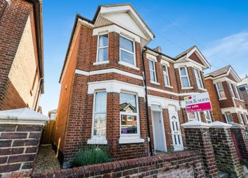 Thumbnail 3 bedroom semi-detached house for sale in Newcombe Road, Polygon, Southampton