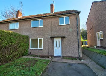 Thumbnail 3 bed semi-detached house to rent in Coppice Road, Rugeley