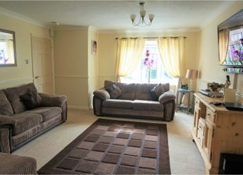 Thumbnail 3 bedroom detached house for sale in Harebell Close, Walnut Tree