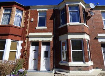 Thumbnail 2 bedroom flat for sale in Simonside Terrace, Heaton, Newcastle Upon Tyne