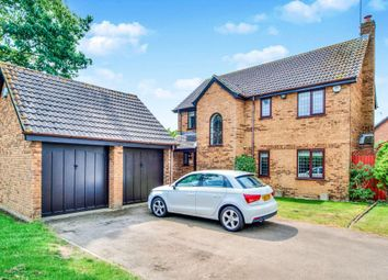 4 bed detached house for sale in Tabard Gardens, Newport Pagnell MK16