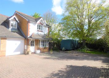 Thumbnail 3 bedroom link-detached house for sale in Curie Close, Rugby