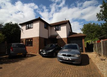 Albany Road, West Bergholt, Colchester CO6. 4 bed detached house