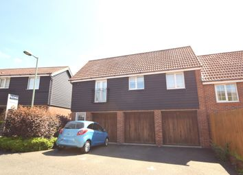 Thumbnail 1 bedroom mews house for sale in Hales Barn Road, Haverhill