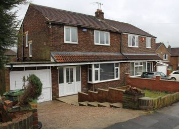 Thumbnail 3 bed semi-detached house to rent in Springwood Hall Gardens, Huddersfield