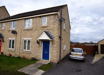 Thumbnail 3 bed semi-detached house for sale in Elm Close, Rossington, Doncaster