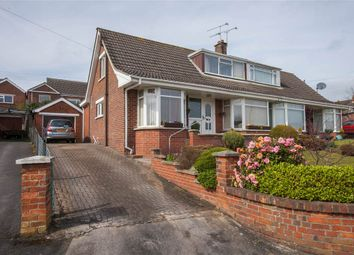 Thumbnail 3 bed semi-detached bungalow for sale in 8, Innisfayle Crescent, Bangor