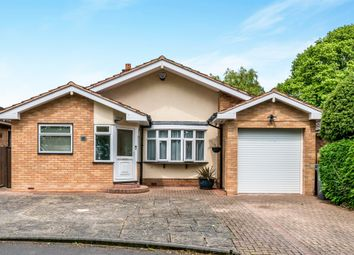Thumbnail 2 bed detached bungalow for sale in Hillside, Lichfield