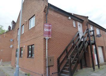 Thumbnail 1 bedroom flat for sale in Brampton Court, Norwich