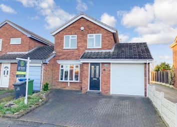 Thumbnail 3 bed link-detached house for sale in Sycamore, Wilnecote, Tamworth