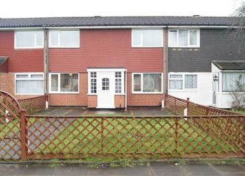 Thumbnail 3 bed terraced house for sale in Redcar Croft, Hodge Hill, Birmingham