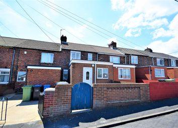 Thumbnail 3 bed terraced house for sale in Dene Avenue, Easington Colliery, County Durham
