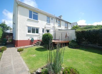 Thumbnail 3 bed semi-detached house for sale in Seaview Road, Northam, Bideford
