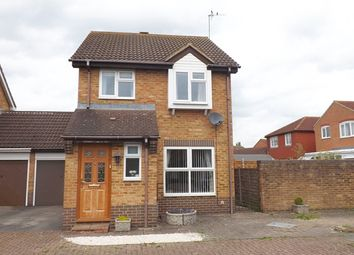 Thumbnail 3 bedroom link-detached house for sale in St. Matthews Close, Evesham