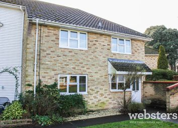 Thumbnail 3 bed end terrace house for sale in Ellis Gardens, Norwich