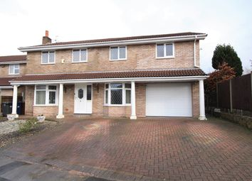 Thumbnail 5 bed detached house for sale in Greencroft, Penwortham, Preston