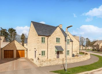 Thumbnail 4 bedroom detached house for sale in Mitchell Way, Upper Rissington, Cheltenham