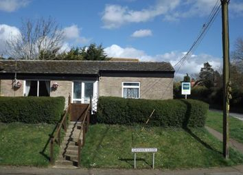 Thumbnail 2 bedroom bungalow for sale in Banham, Norwich