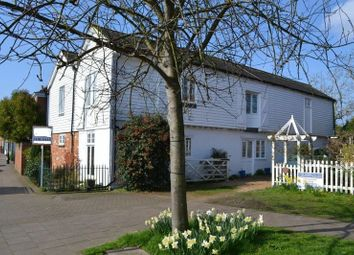 Thumbnail 2 bedroom mews house for sale in The Square, High Street, Hadlow, Tonbridge