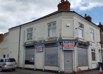 Thumbnail Retail premises for sale in Harrison Road, Belgrave, Leicester