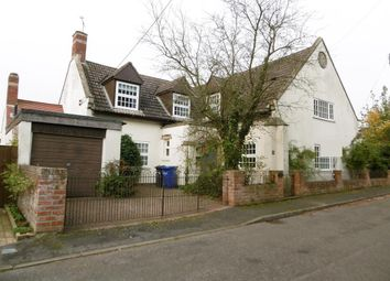 Thumbnail 5 bed detached house for sale in Weldon Road, Hemswell, Gainsborough