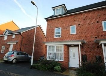 Thumbnail 4 bed town house to rent in Acorn Park, Cranford Road, Burton Latimer, Kettering