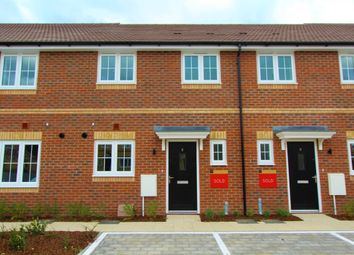 Thumbnail 2 bed terraced house for sale in Robinson Garden, Bassingbourn, Royston