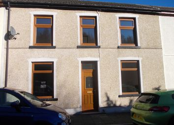 Thumbnail 3 bed terraced house for sale in Ardwyn Terrace, Tonypandy, Rhondda, Cynon, Taff.