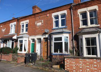 Thumbnail 2 bedroom terraced house for sale in Burgess Road, Aylestone