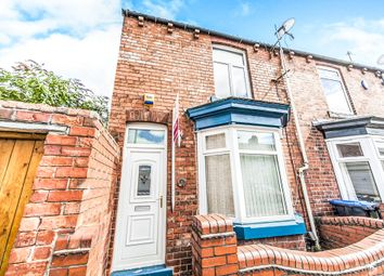 Thumbnail 2 bed end terrace house for sale in Kings Road, Middlesbrough