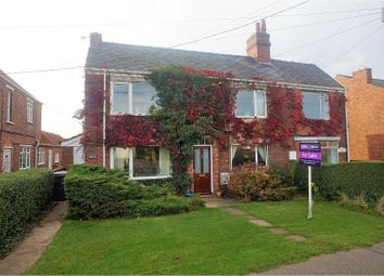 Thumbnail 5 bed semi-detached house for sale in Branston Road, Heighington