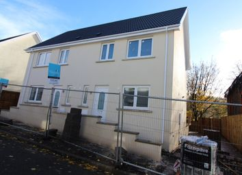 Thumbnail 3 bed semi-detached house for sale in Church Street, Penydarren, Merthyr Tydfil
