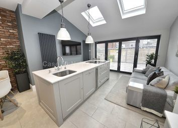 Thumbnail 3 bed end terrace house for sale in Oldham Road, Lydgate, Saddleworth, Oldham