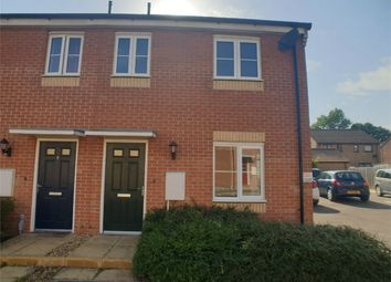Thumbnail 3 bed end terrace house to rent in Silverstone Road, Bourne, Lincolnshire