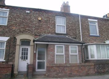 Thumbnail 2 bedroom flat to rent in Poppleton Road, York