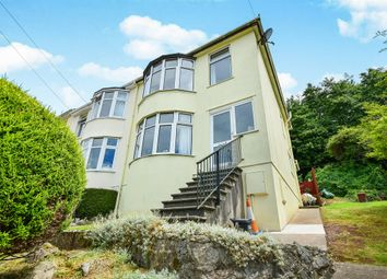 Thumbnail 3 bed semi-detached house for sale in Florida Road, Torquay
