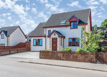 Thumbnail 5 bedroom detached house for sale in Bain Avenue, Elgin, Moray