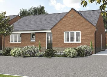 Thumbnail 3 bed detached bungalow for sale in 'the Claydon', The Croft, Top Road, Calow, Chesterfield