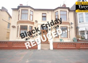 Thumbnail 5 bed flat for sale in Shaw Road, Blackpool