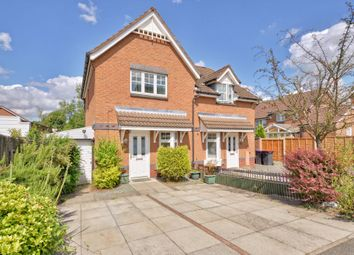 Thumbnail 2 bedroom semi-detached house for sale in Queen Street, Madeley