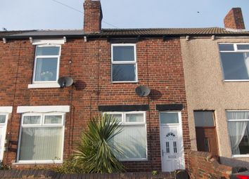 Thumbnail 2 bed terraced house to rent in Badsley Moor Lane, Clifton, Rotherham