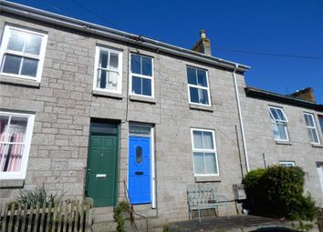 Thumbnail 2 bed terraced house for sale in Park Road, Newlyn, Penzance