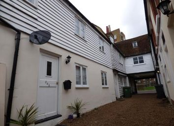 Thumbnail 1 bed maisonette for sale in Union Street, Maidstone, Kent