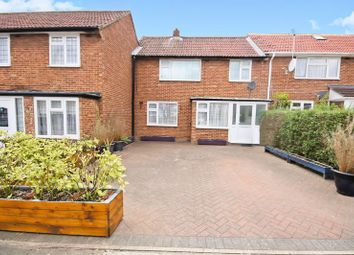 Thumbnail 3 bed terraced house for sale in Maurier Close, Northolt