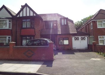 Thumbnail 5 bedroom semi-detached house for sale in Brecon Road, Handsworth, Birmingham, West Midlands